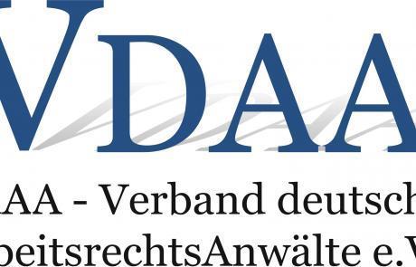 VDAA Verband deutscher ArbeitsrechtsAnwälte